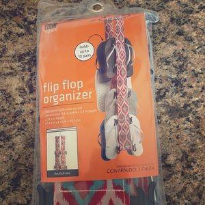 Flip Flop Hanging Organizer